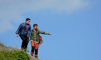 Team Alpin: Stromabwärts mit Daniel Fritz und Daniel  Gawlowski - Bild 3