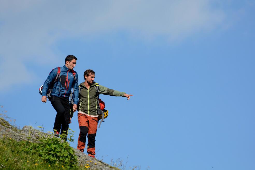 Team Alpin: Stromabwärts mit Daniel Fritz und Daniel  Gawlowski