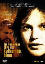 Die Verlorene Ehre der Katharina Blum - Poster