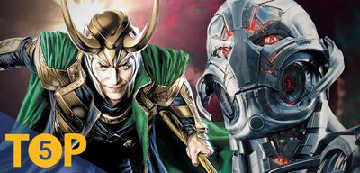 Loki und Ultron