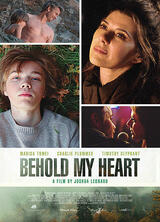 Behold My Heart - Poster