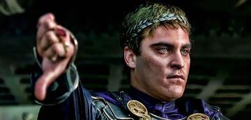 Gladiator: Daumen runter für Filme?