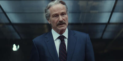 William Hurt als General Ross in The First Avenger: Civil War