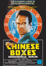 Chinese Boxes - Drogenhölle Berlin - Poster