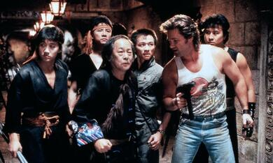 Big Trouble in Little China mit Kurt Russell und Dennis Dun - Bild 3