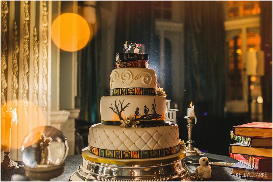 Die Zauberhafte Hochzeit Von Lewis Und Cassie Byrom Bild 8 Von 18