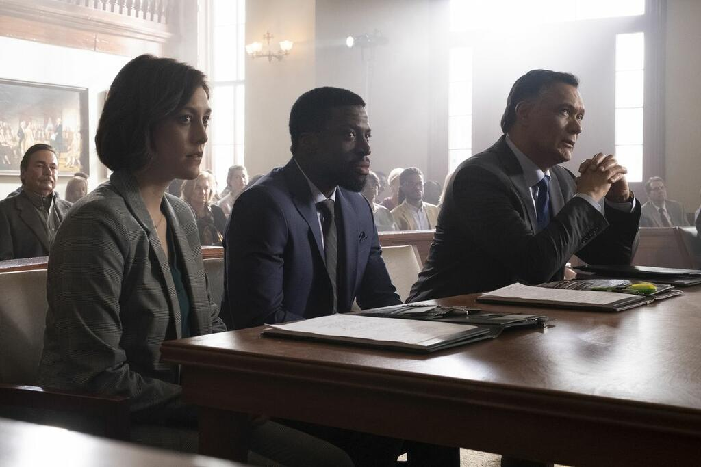 Bluff City Law - Staffel 1