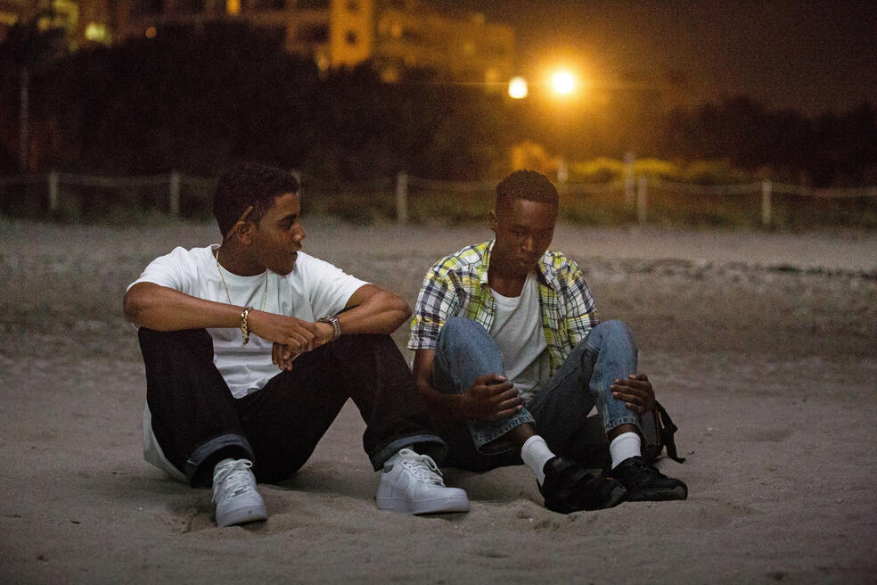 Moonlight mit Ashton Sanders