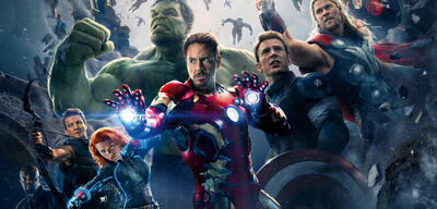 Bereit für Ultron: Die Avengers