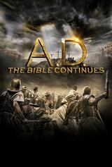 A.D. The Bible Continues - Poster