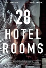 28 Hotel Rooms - Poster