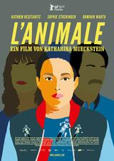 L'Animale - Poster