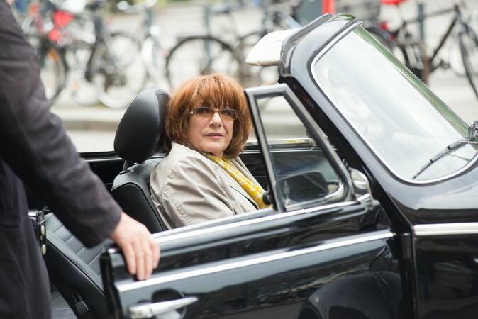 Bella Block: Angeklagt mit Hannelore Hoger