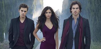 Bild zu:  Vampire Diaries