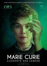 Marie Curie - Elemente des Lebens - Poster