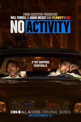 No Activity - Poster