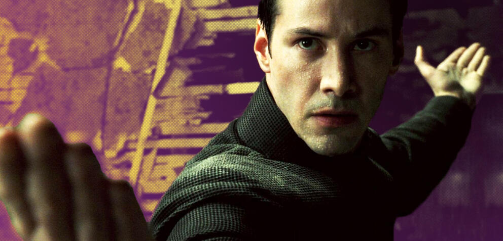 Keanu Reeves als Neo in Matrix Revolutions