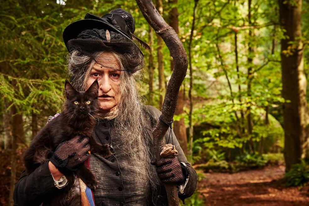 Die kleine Hexe mit Suzanne von Borsody