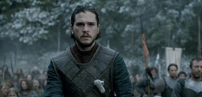 Kit Harington als Jon Snow in Staffel 6