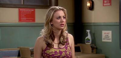 Penny Wer? Kaley Cuoco-Sweetig in The Big Bang Theory