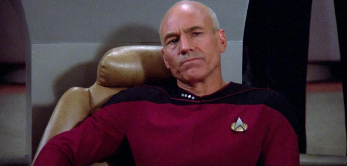 Patrick Stewart kehrt offiziell zu Star Trek zurück