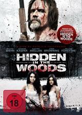 Hidden in the Woods - Poster