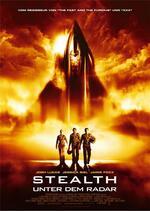Stealth - Unter dem Radar Poster