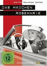 Das Mädchen Rosemarie - Poster