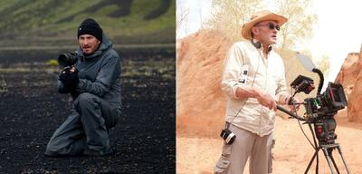 Darren Aronofsky und Danny Boyle