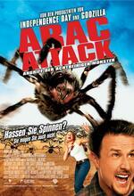Arac Attack - Angriff der achtbeinigen Monster Poster
