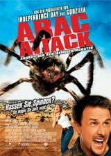 Arac Attack - Angriff der achtbeinigen Monster - Poster