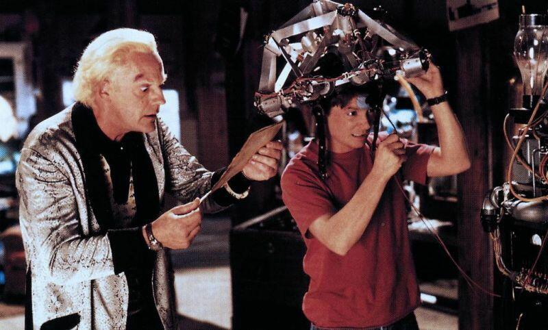Schauspieler Zurück In Die Zukunft