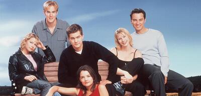 Der Cast von Dawsons Creek