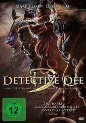 Detective Dee und die Legende der vier himmlischen Könige Poster