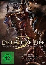 Detective Dee und die Legende der vier himmlischen Könige - Poster