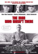 The Man Who Wasn't There - Poster