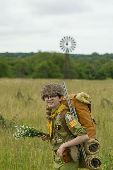 Moonrise Kingdom mit Jared Gilman