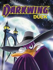 Darkwing Duck - Der Schrecken der Bösewichte - Poster