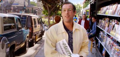 Adam Sandler als Sandy Wexler