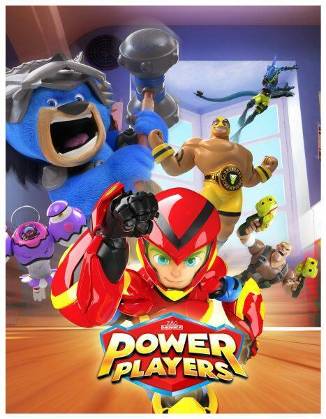 Power Players, Power Players - Staffel 1