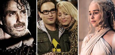 Streik im Peak-TV: The Walking Dead, The Big Bang Theory und Game of Thrones