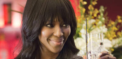 Naomi Campbell in der TV-Serie Empire