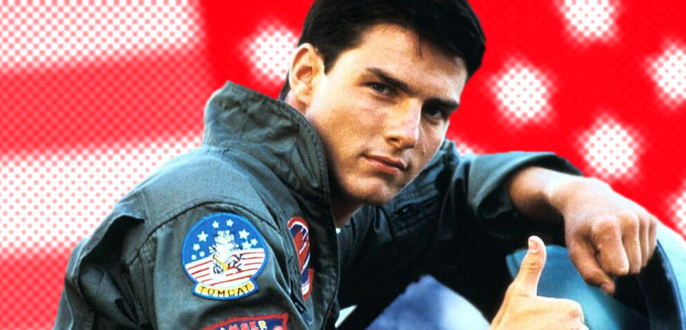 Tom Cruise muss ohne Michael Ironside in Top Gun 2 abheben