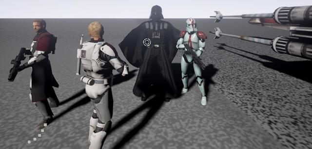 Star Wars: Galaxy in Turmoil