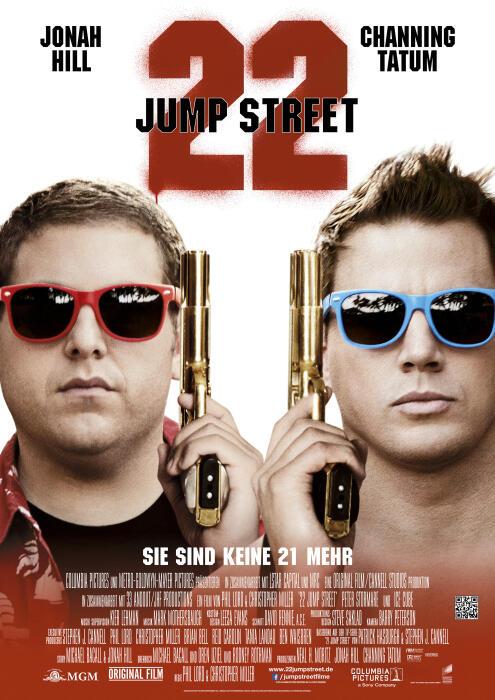 22 Jump Street Film 2014 Moviepilot De