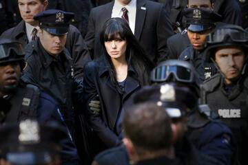 Zu Unrecht beschuldigt: Angelina Jolie als Evelyn Salt