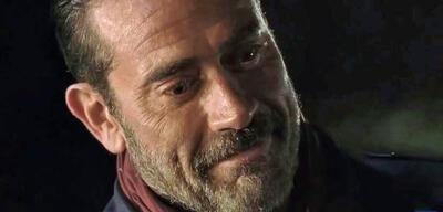 The Walking Dead: Jeffrey Dean Morgan alsNegan