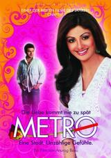 Metro - die Liebe kommt nie zu spät - Poster