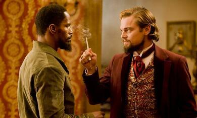 Django Unchained mit Leonardo DiCaprio und Jamie Foxx - Bild 1