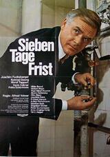 Sieben Tage Frist - Poster